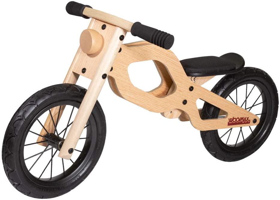 draisienne moto en bois toute simple