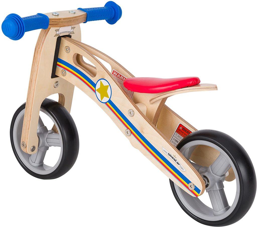 draisienne bikestar évolutive en bois