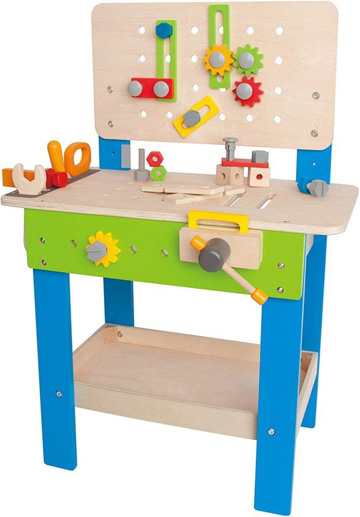 Etabli jouet en bois Hape
