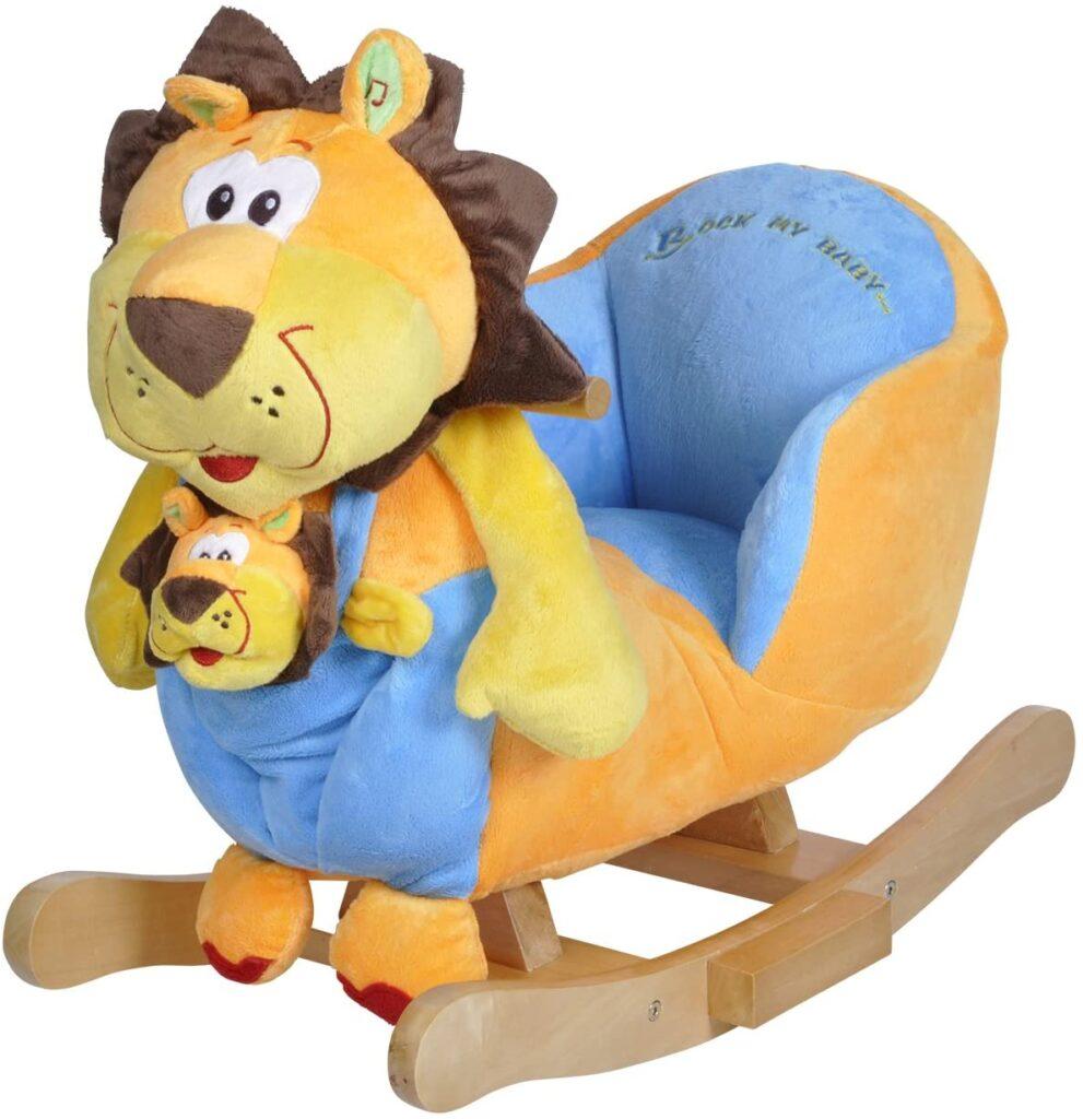 Lion à bascule Knorrtoys