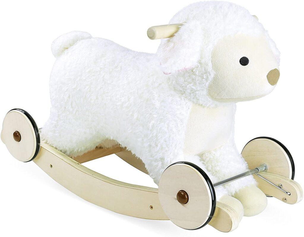 mouton à bascule Vilac