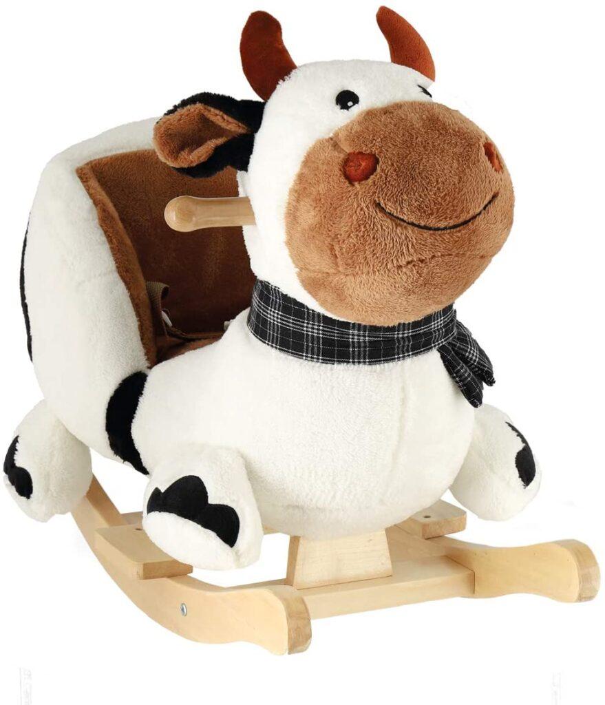 Vache à bascule Bieco