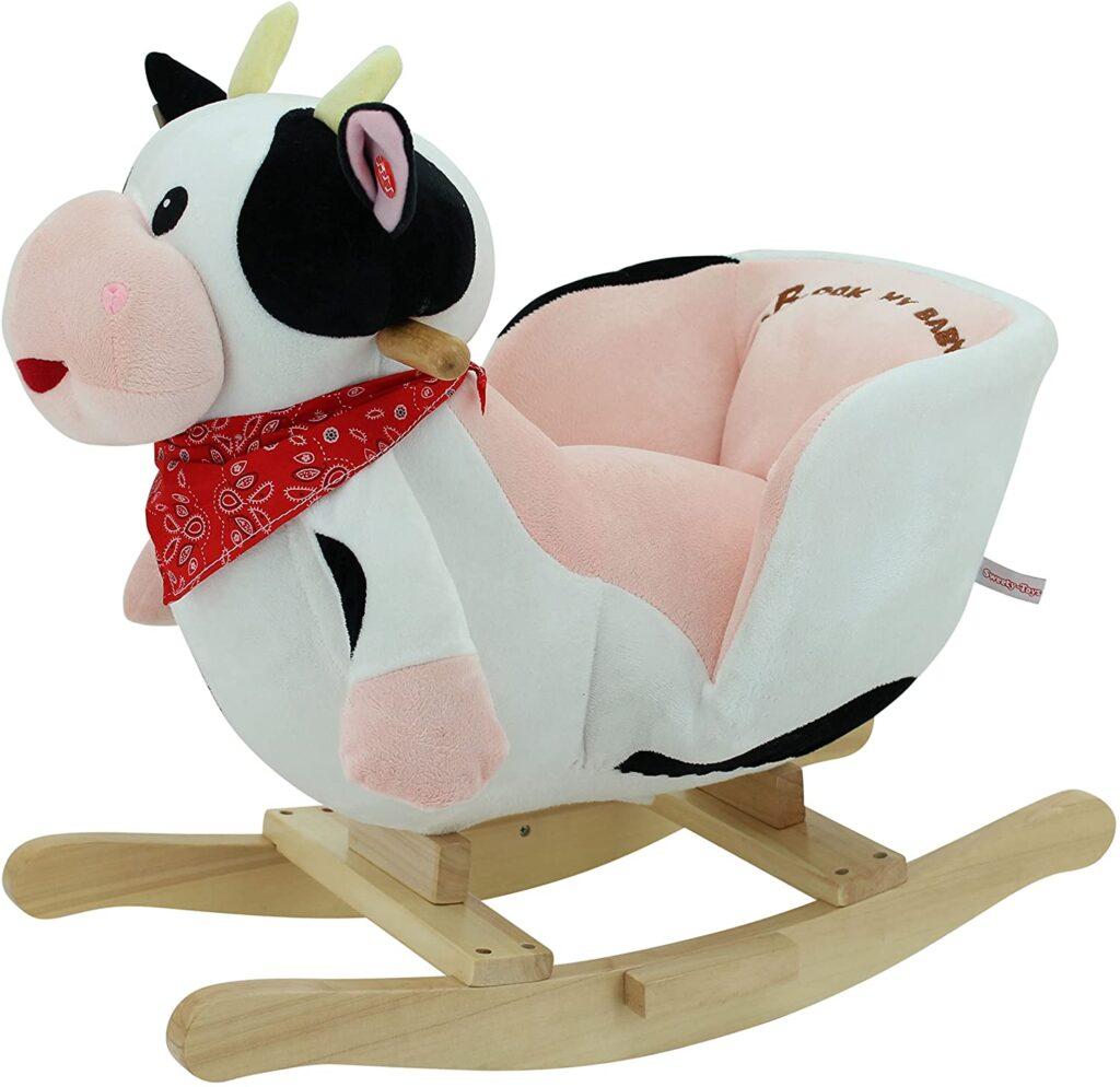 Vache à bascule sweety toys