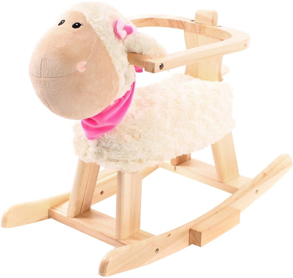 Mouton à bascule Chic 2000