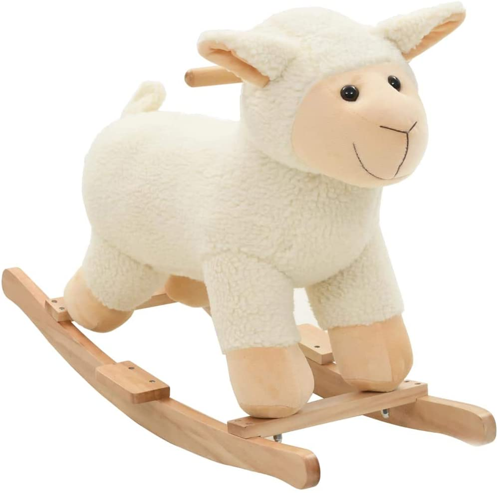 mouton à bascule vidaXL